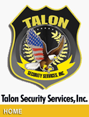 talon security services home page